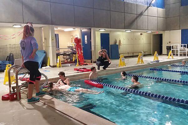 Lifeguard Re-certification